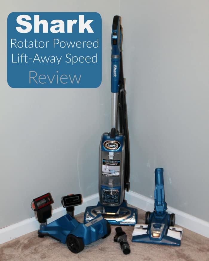 Shark Rotator Powered Lift-Away Speed (NV682) Review