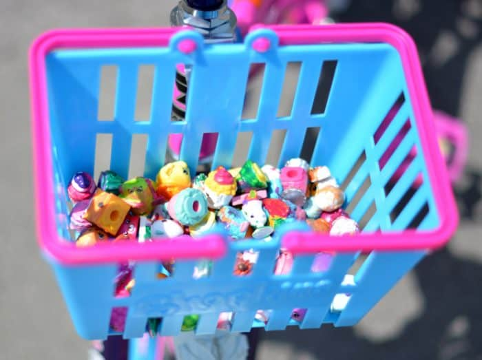 Shopkins Basket