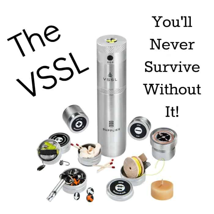 VSSL – Don't Leave Your Home Without It!