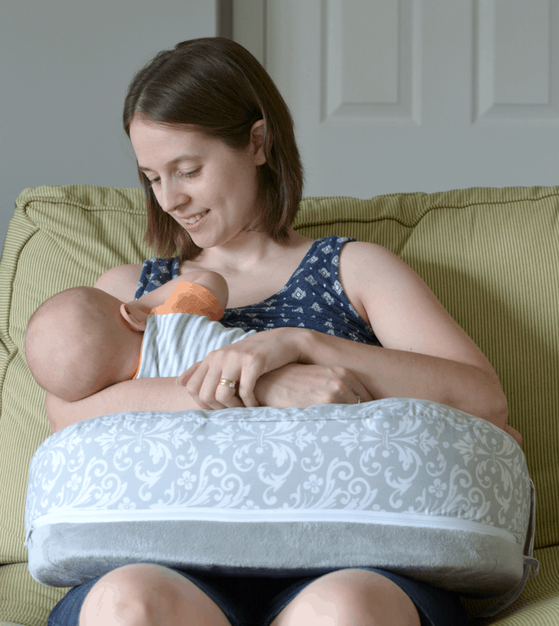 Check Out the Boppy Best Latch Breastfeeding Pillow