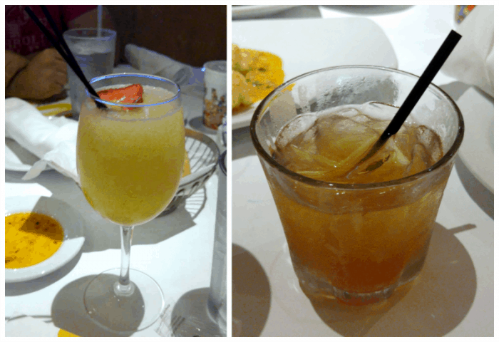 Drinks at Bravo