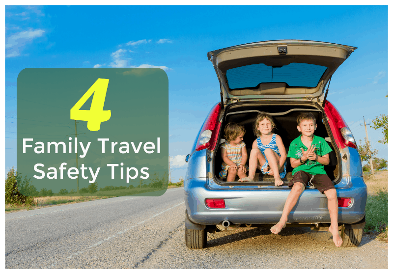 Family Travel Safety Tips {Plus Details on a Huge Britax Car Seat Sale!}