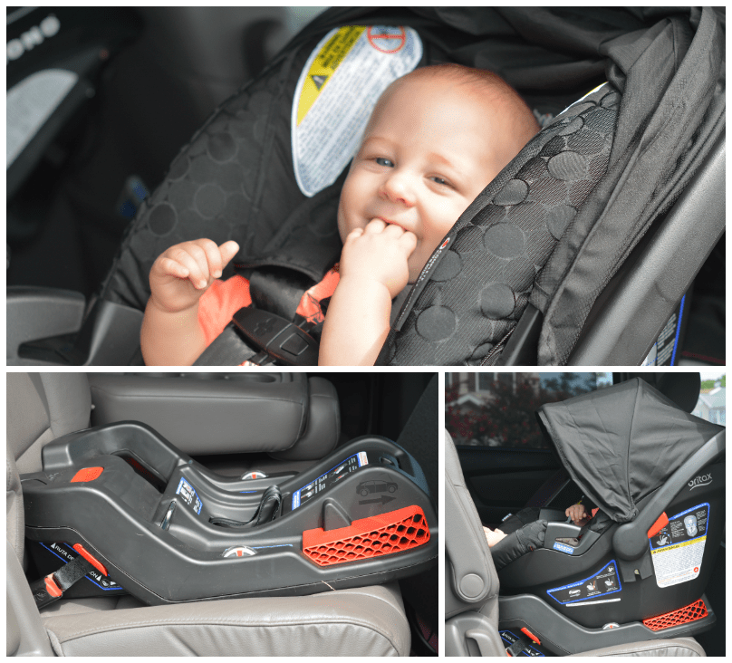 Britax B-Safe Car Seat