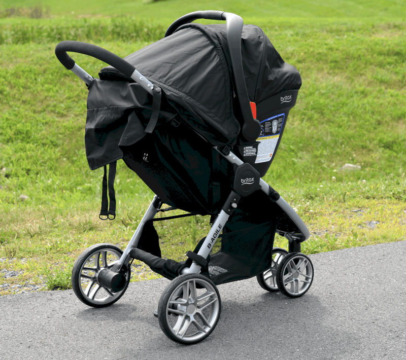 Britax Travel System 3