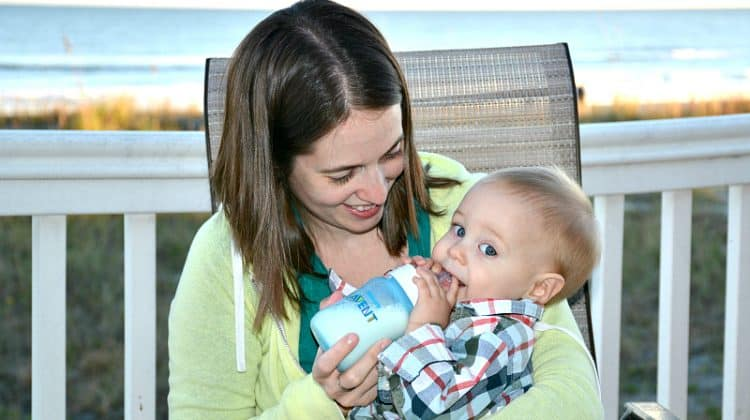 Introducing Philips Avent Anti-colic Bottle