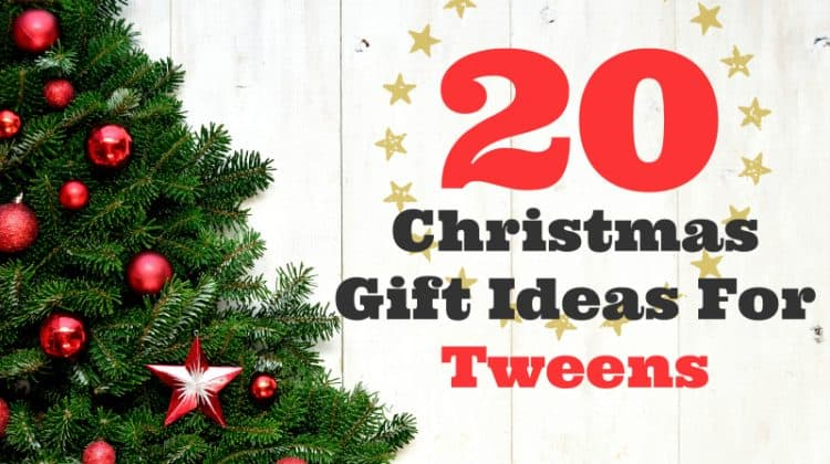 Twenty Christmas Gift Ideas For Tweens