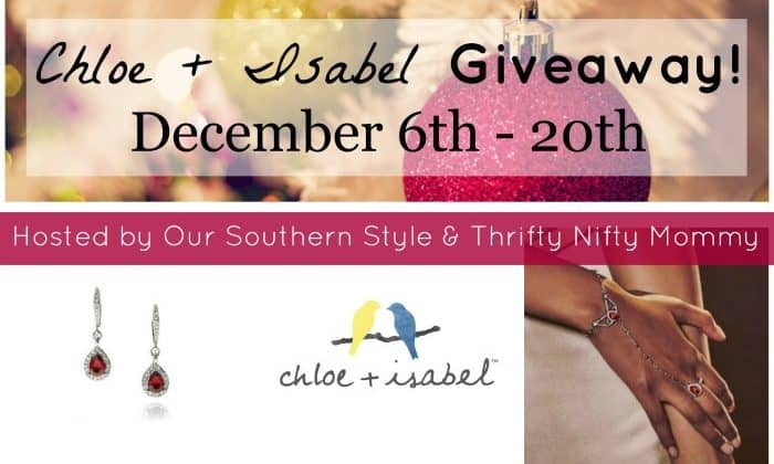 Holiday Gift Ideas From Chloe + Isabel {& A GIVEAWAY TOO!!}