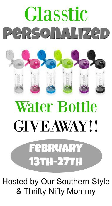 Glasstic Giveaway