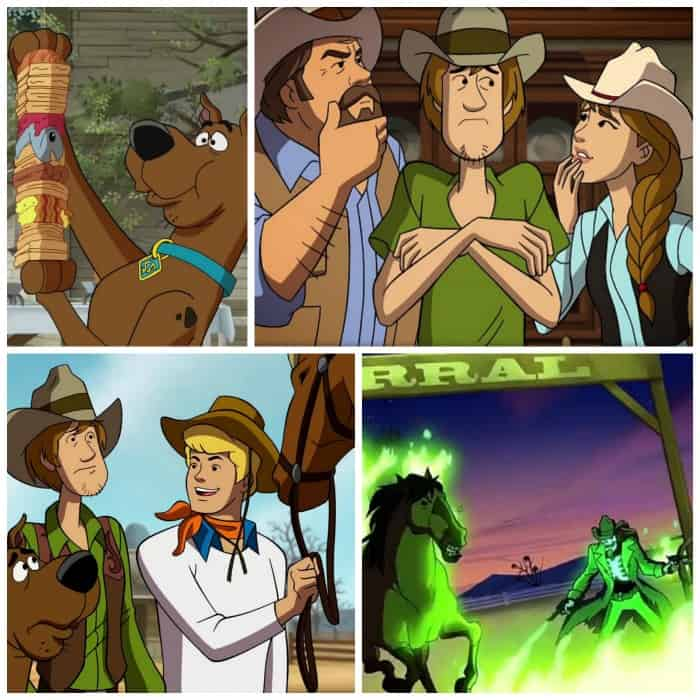 Scooby Collage 2