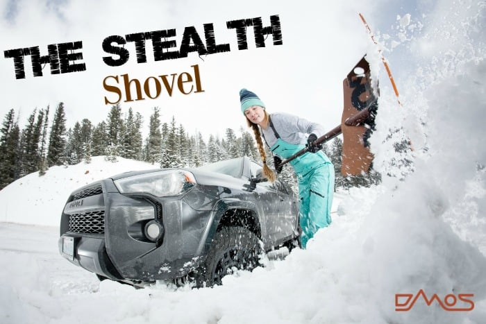 Shovel cover