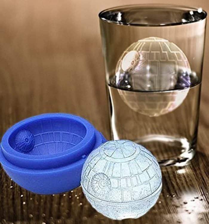 Death Star ice mold