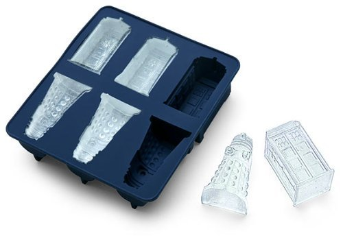 Doctor Who Ice Mold
