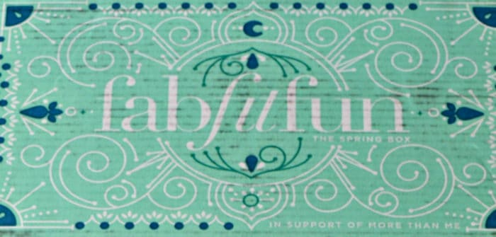What is in FabFitFun Box 2017