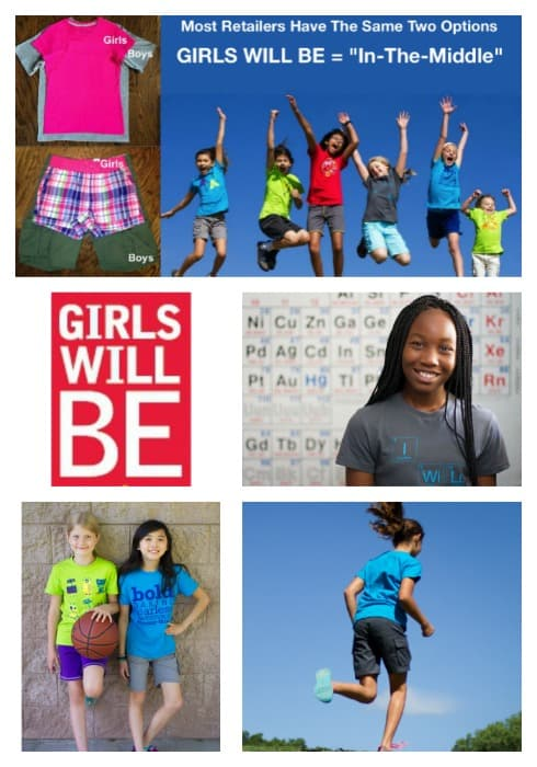 Girls Will Be collage 1