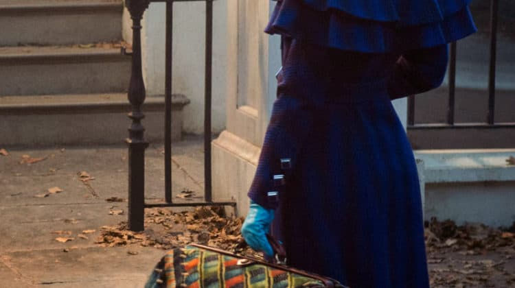 First Glimpse of Mary Poppins Returns!
