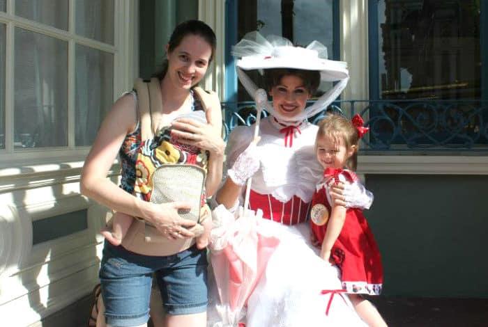 Mary Poppins at Disney