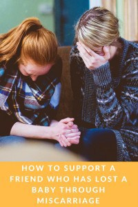 Many women suffer silently from miscarriage & family and friends are at a loss of how to help. Supporting your friend through her loss is powerful.