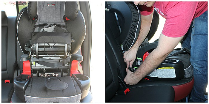 Get a Better, Faster Car Seat Installation with a Seat Belt