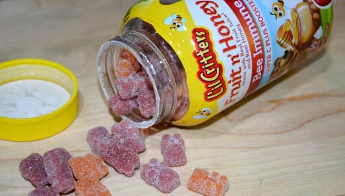 Lil Critters Vitamins 4