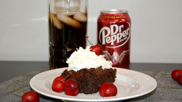 Dr Pepper Brownies Recipe