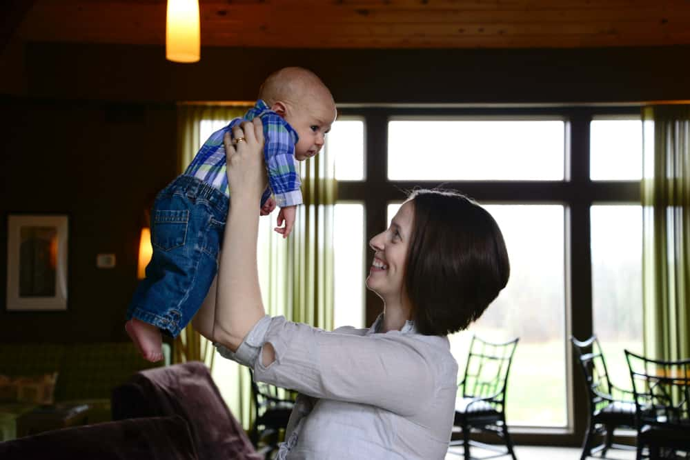 Reminders for new moms