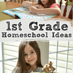 1st Grade Homeschool Ideas