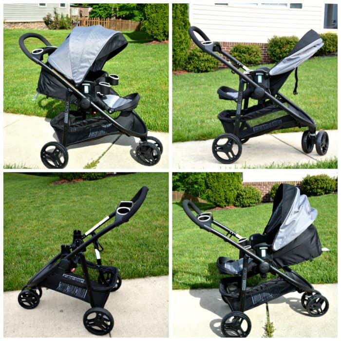 Graco Modes Click Connect Stroller Review Thrifty Nifty Mommy