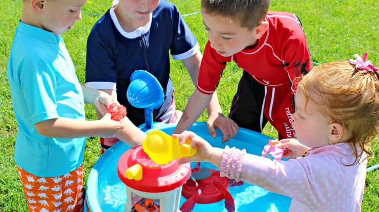7 Summer-Fun Paw Patrol Activities {+ Step2 Paw Patrol Water Table Giveaway}