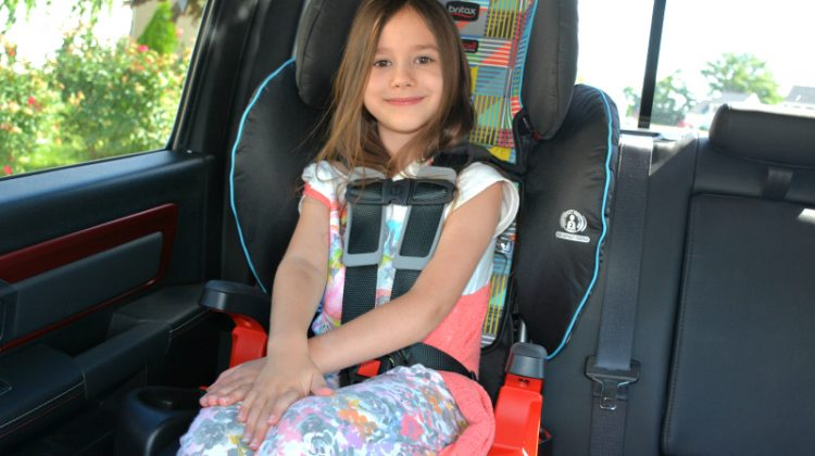 Britax Frontier ClickTight Combination Harness-2-Booster Car Seat Review