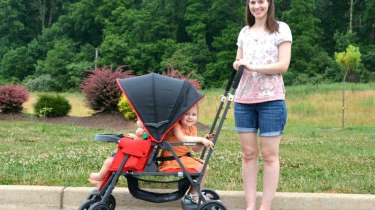 2017 Joovy Caboose Stroller Review