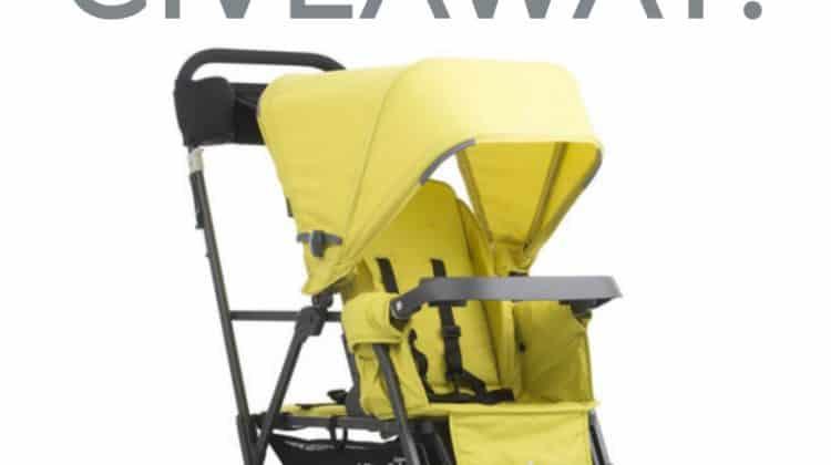 Joovy Caboose Ultralight Stroller Giveaway