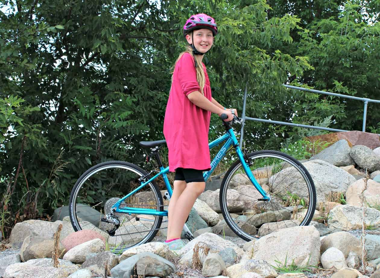 Sundays, Family Picnics, & Islabikes + Recipe - The Beinn 26 small is designed for riders with a minimum inseam of 24 ½ inches and height of 53 inches. Beinn 26 small / Age 8+ / teal Beinn 26 small / Age 8+ / teal Beinn 26 Small / Age 8+ 5 out of 5 based on 1 customer rating (1 customer review) $649.99 The Beinn 26 small is designed for riders with a minimum inseam of 24 ½ inches and height of 53 inches. Please reference our size guide or call us at 503 954 2410 to ensure you get the perfect sized bike for your child. For delivery information, click here. Select color Clear selection SOLD OUT $649.99 A kid's bike scaled to suit the dimensions of a growing child. The Beinn 26 can be equipped for mountain biking, going to school, or touring – the choice is yours. {Thrifty Nifty Mommy}