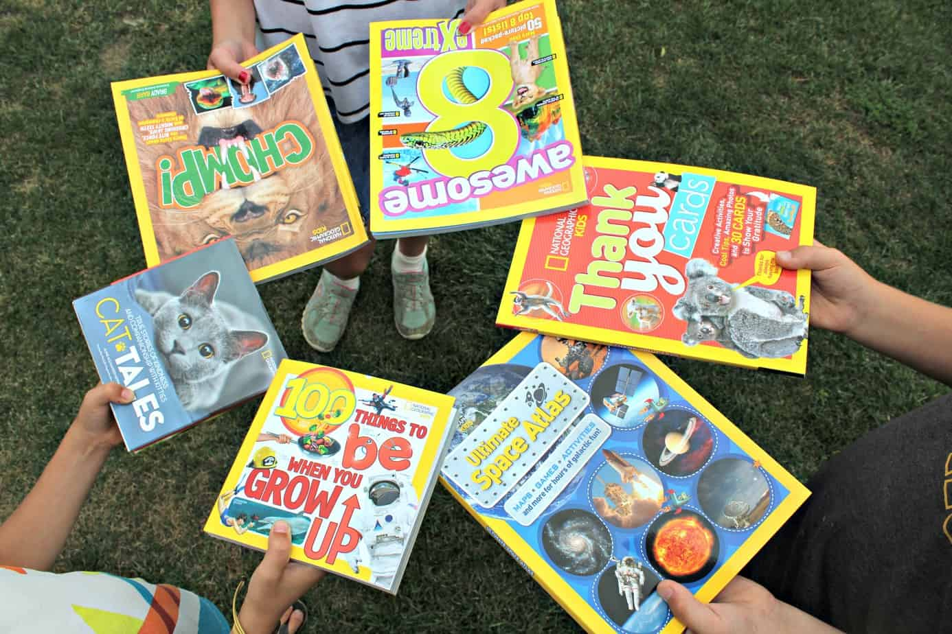 national geographic kids books giveaway thrifty nifty mommy