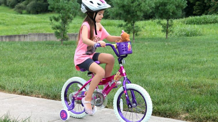 Pinktastic Fruit Pudding Recipe {Plus a Hot New Barbie Bike from Dynacraft!}