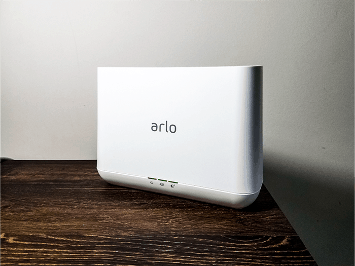 Arlo Pro wireless security camera