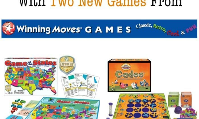 Make Learning Fun With New Games From Winning Moves Games