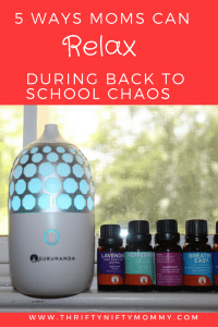 The back to school season is dreaded by moms around the country because of the chaos that ensues in their homes.Here are 4 ways that mom can relax.