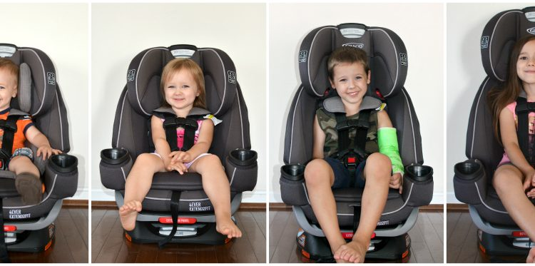 Graco 4Ever Extend2Fit 4-in-1 Car Seat Review