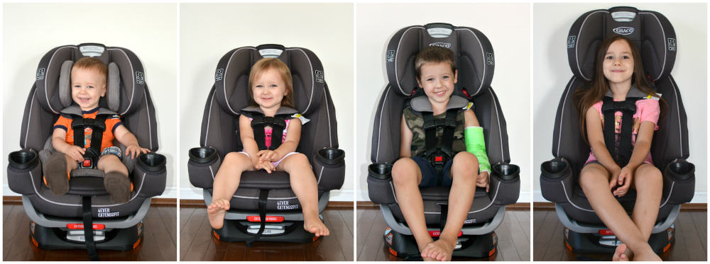 graco 4ever extend2fit 4 in 1 car seat review thrifty nifty mommy. Black Bedroom Furniture Sets. Home Design Ideas