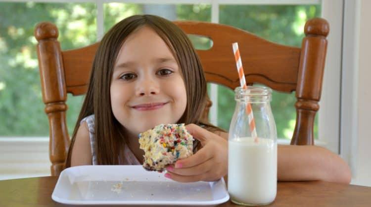 No Bake Unicorn Cereal Dessert Bars Recipe