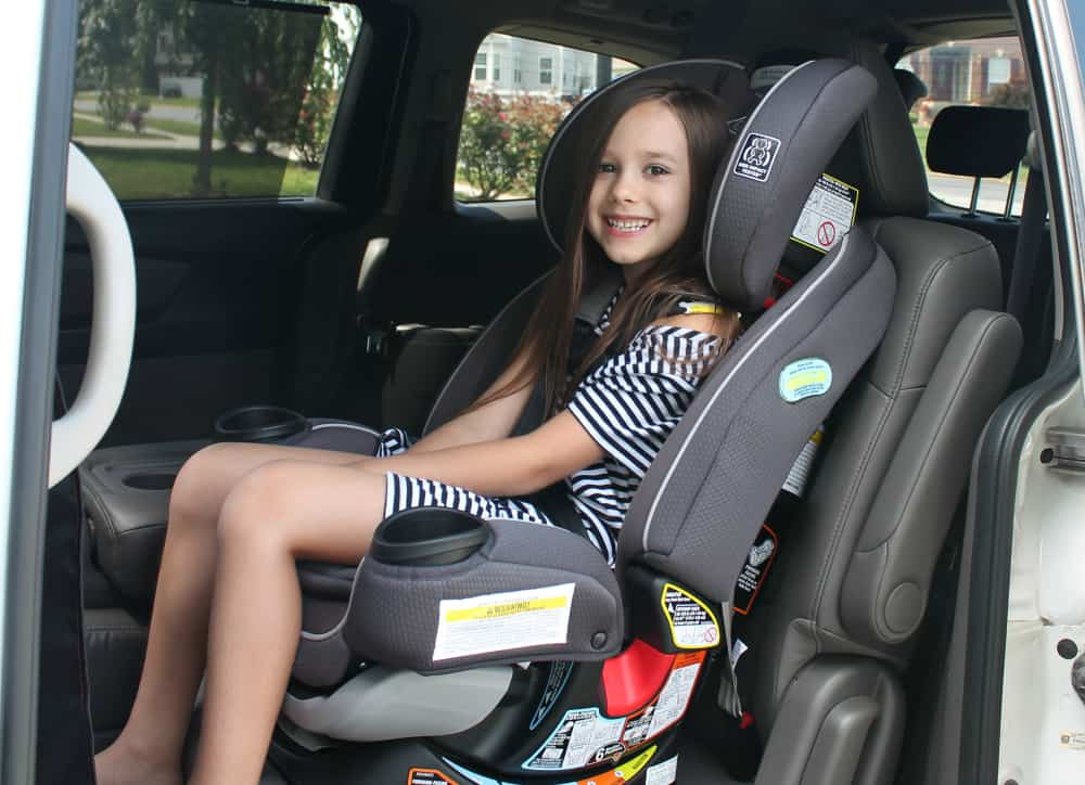 When To Transition To A Forward Facing Car Seat