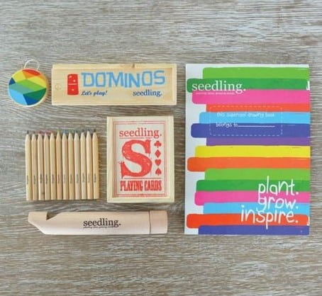 Seedling Unique Arts Crafts Games Toys Gifts Giveaway Thrifty Nifty Mommy