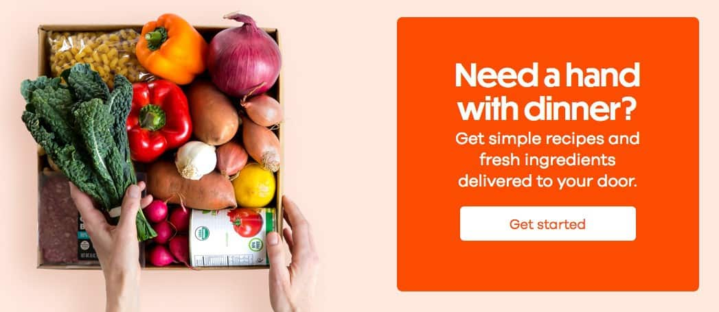 Dinnerly Subscription Delivery Service