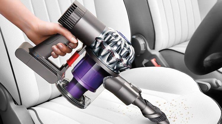 Win a Dyson Cordless Vacuum!