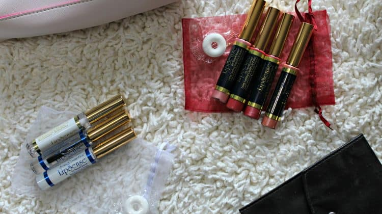 Lipsense ~ It Makes Perfect Sense! {+ Giveaway}