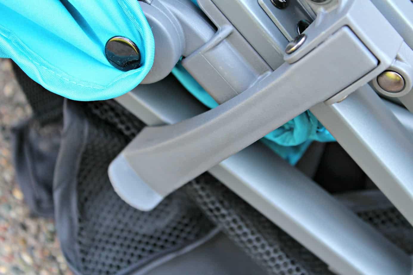 Joovy TwinGroove Ultralight Stroller