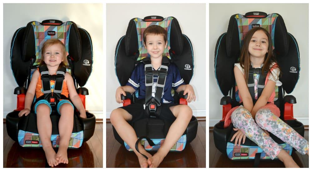 Britax Frontier Tight Combination, Britax 90 Car Seat
