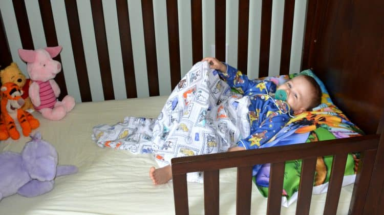 5 Tips For a No-Cry Toddler Bed Transition