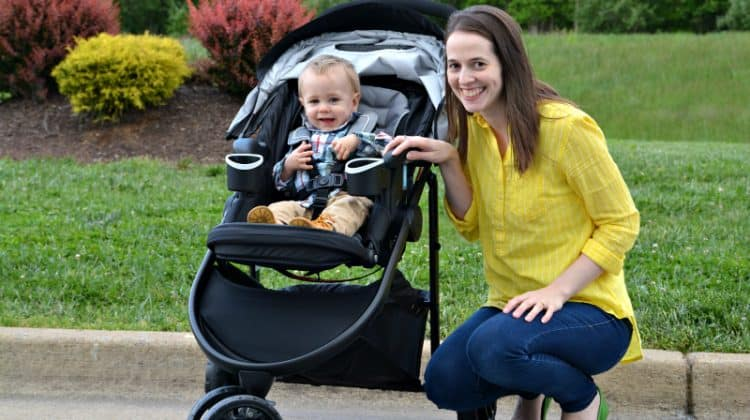 Graco Modes 3 Lite LX Click Connect Stroller Travel System Review