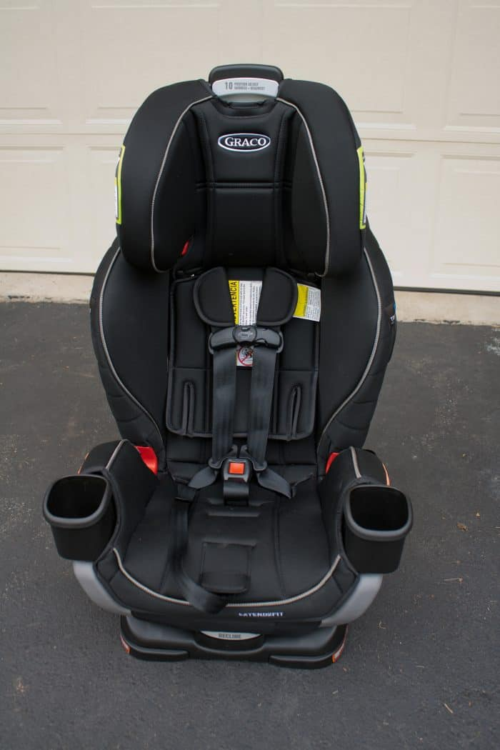ee59c3911 Graco Extend2Fit 3-in-1 Car Seat featuring TrueShield Technology ...
